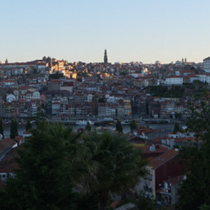 Porto Sunrise | Fuji 23mm F2 Asph (X100) <br> Click image for more details, Click <b>X</b> on top right of image to close