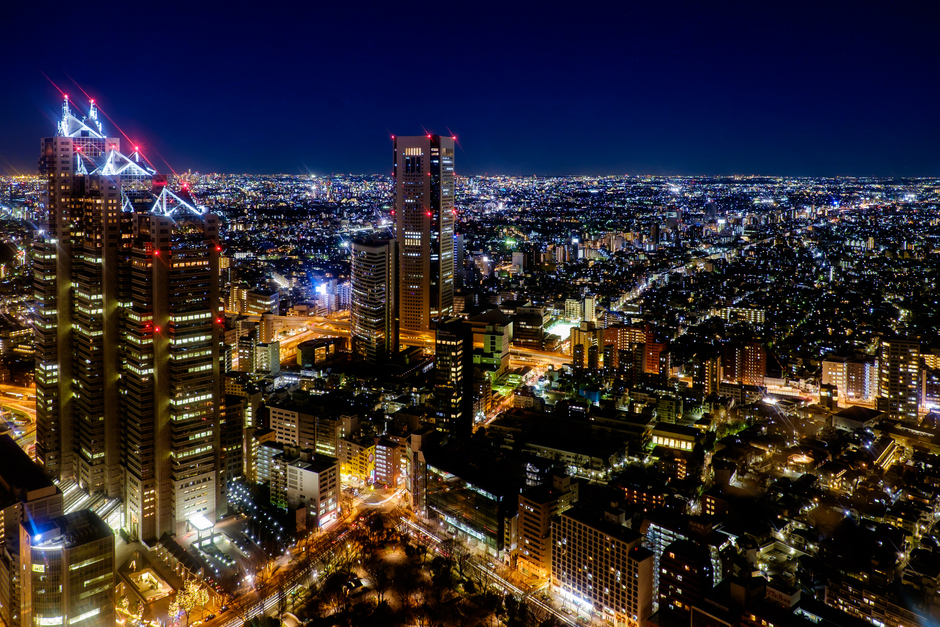 Tokyo Metropolitan Nights | Fuji 18-55mm f/2.8 - 4.0 LM OIS <br> Click image for more details, Click <b>X</b> on top right of image to close