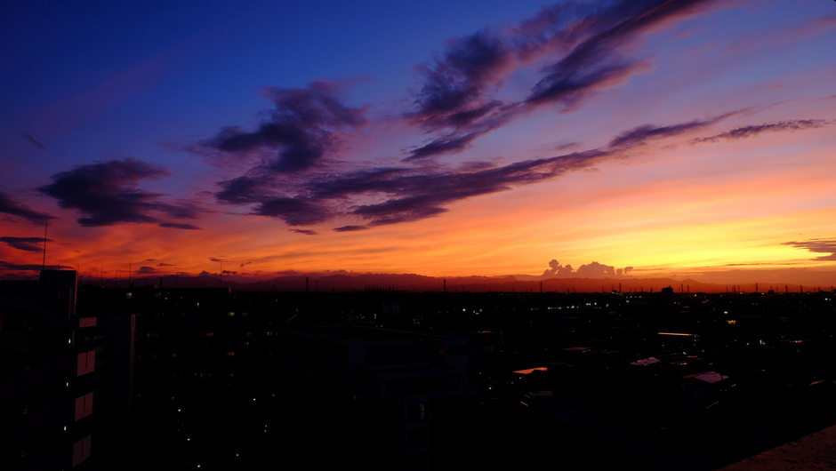 sunset gradation | Fuji 16-55mm F2.8 <br> Click image for more details, Click <b>X</b> on top right of image to close