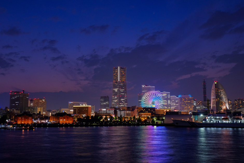 YOKOHAMA Bay | Fuji 16-55mm F2.8 <br> Click image for more details, Click <b>X</b> on top right of image to close