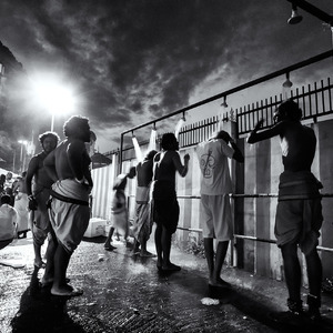 Cleansing Bath- Thaipusam Festival | Zeiss Touit f2.8 12mm