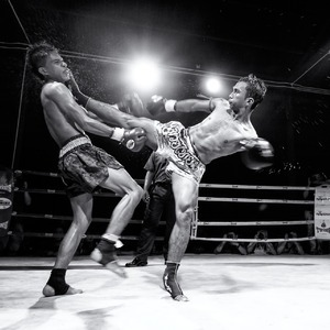 Muay Thai | Zeiss Touit f2.8 12mm