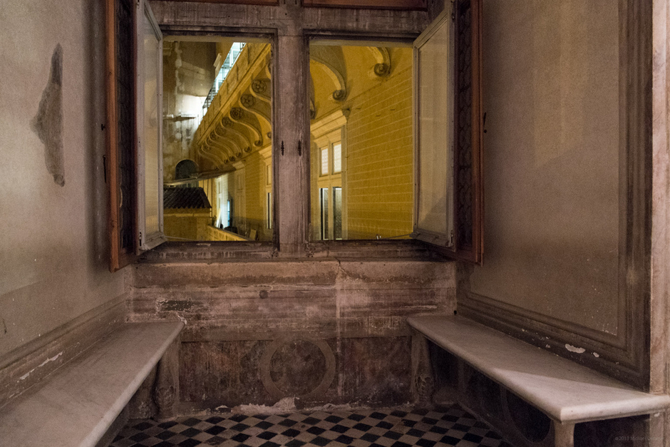Vatican Alcove | Fuji 18-55mm f/2.8 - 4.0 LM OIS <br> Click image for more details, Click <b>X</b> on top right of image to close