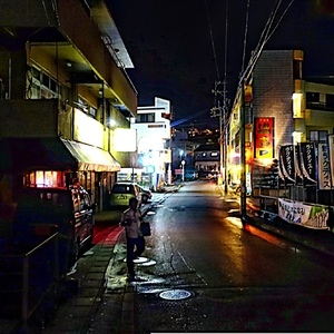 Walking Home Late Urasoe City | Lens model not set <br> Click image for more details, Click <b>X</b> on top right of image to close