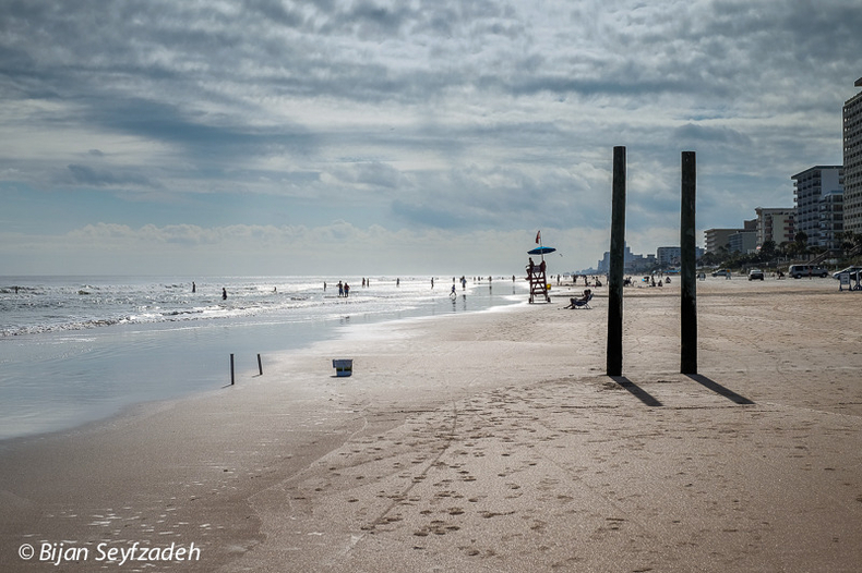 Daytona Beach, Florida | Fuji 35mm f/1.4 <br> Click image for more details, Click <b>X</b> on top right of image to close