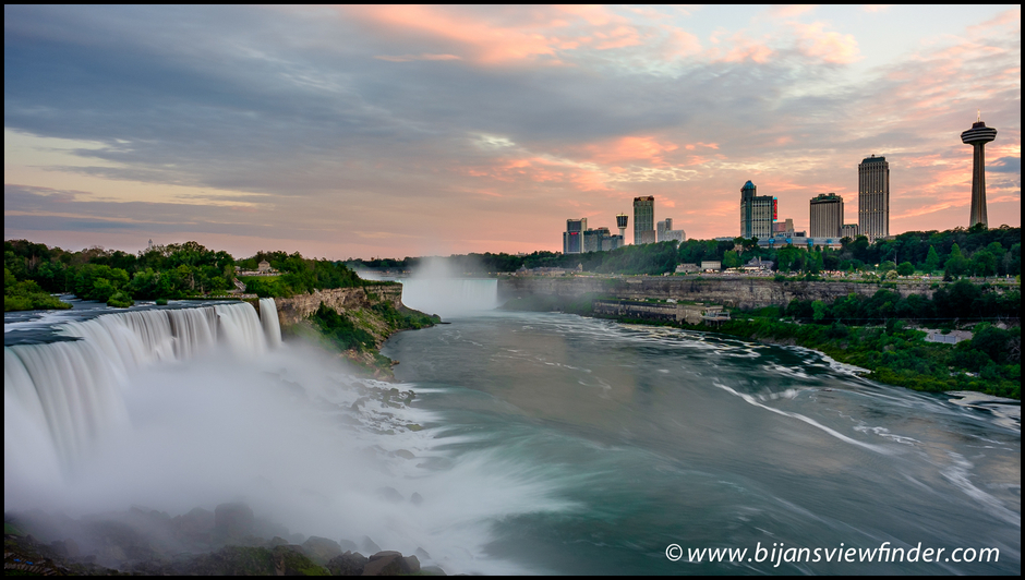 Niagara Falls | Fuji 14mm f/2.8 <br> Click image for more details, Click <b>X</b> on top right of image to close