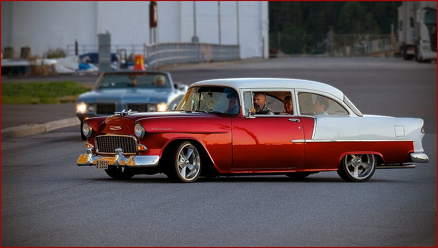 1955 CHEVROLET Two Ten - late evening | XF50-140MMF2.8 R LM OIS WR <br> Click image for more details, Click <b>X</b> on top right of image to close
