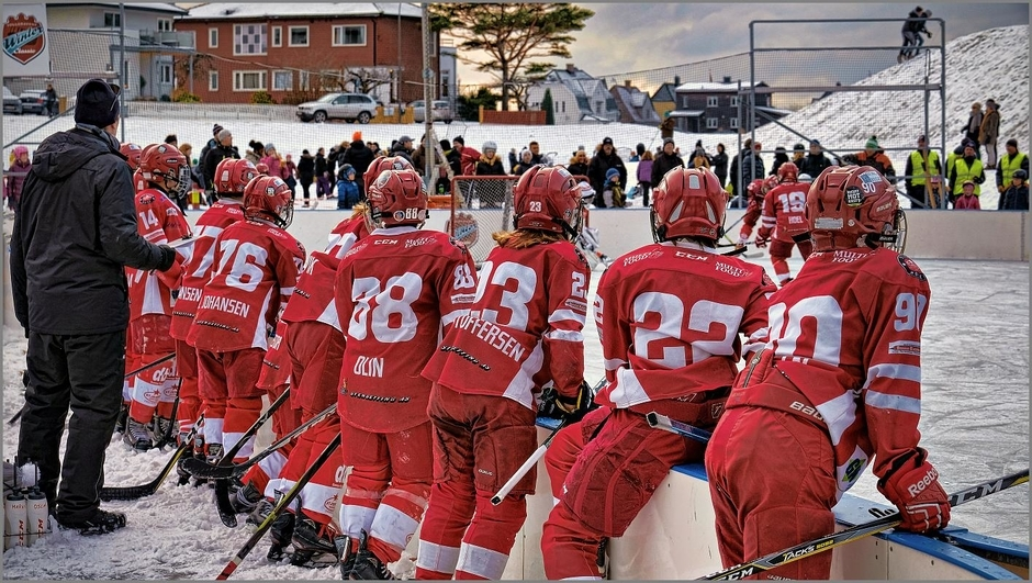 Young and eager Hockey Players | Lens model not set <br> Click image for more details, Click <b>X</b> on top right of image to close