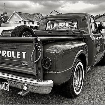 Chevrolet Pick Up | XF16MMF1.4 R WR