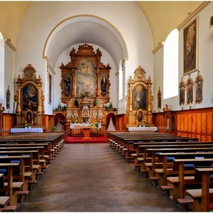 Austrian Church Interior | Fuji 18-55mm f/2.8 - 4.0 LM OIS <br> Click image for more details, Click <b>X</b> on top right of image to close