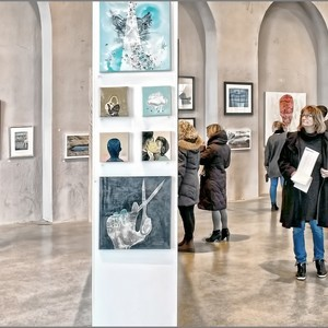 Art Exhibition | Fuji 18-55mm f/2.8 - 4.0 LM OIS <br> Click image for more details, Click <b>X</b> on top right of image to close