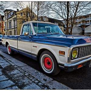 Chevrolet C/K Cheyenne 10 | Fuji 14mm f/2.8 <br> Click image for more details, Click <b>X</b> on top right of image to close