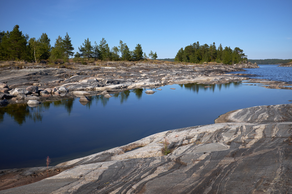 Ladoga lake | Fuji 23mm F2 Asph (X100) <br> Click image for more details, Click <b>X</b> on top right of image to close